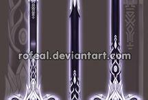 Miecze, naszyjniki i inne magiczne przedmoty