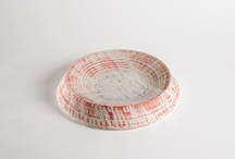 Ceramic Plates and Dishes / by Bente Hansen