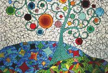 mozaik calismasi