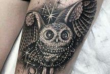 Pozadí tetování