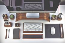 apple desk