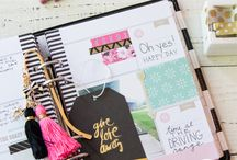Working & Writing - planners & scrapbooks / Planners, scrapbooks, journals