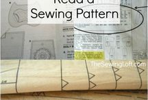 Read Sewing Pattern
