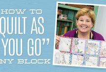 quilts :: quilt as you go