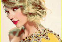 Taylor Swift / by Maija Johnson