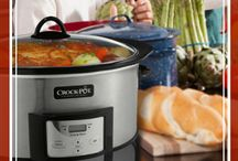 Back to Family Mealtime with Crock-Pot® Slow Cooker / Bring the family together for dinner with Crock-Pot® Slow Cooker! Enter the Back to Family Mealtime Sweepstakes.  / by Crock-Pot® Slow-Cooker