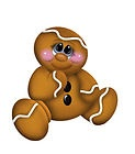 I <3 Gingerbread!  / by Tracy Berry Bartlett