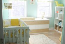 Nursery Color ideas / by Vanessa {NessaMakes}