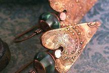 Patina Brass