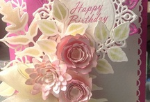 Cards: Flowers / by Wendy Sundstrom
