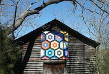 Barn Quilts / by Cathy Arndt Haley