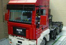 Lego Truck.