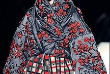Folk style fashion