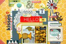 Scrapbook Layouts / by Lori Patton-Larsen