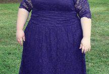 curvy size dress