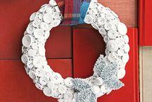 Wreath a Franklin / by Kacielynn Jones
