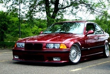 BMW ... / Stanced, slammed, lowered BMW... Pure love.