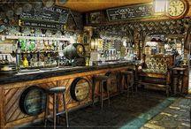 pub interiery