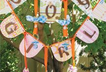 Baby Shower Ideas / DIY ideas to welcome the new arrival. / by Michaels Stores