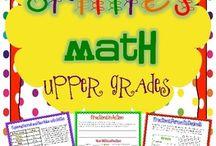 Math Homeschool