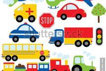 dopravné prostriedky