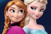 Disney Frozen / Everything about Disney Frozen