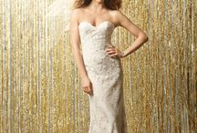 Wtoo by Watters / Come in to The Wedding Party to try on our selection of the Wtoo collection.