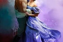 Historical Romance Cover Art / Some of my favorite historical romance covers and Images used for cover art.