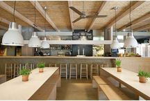Jaw-dropping Interiors / We dig these gorgeous places.