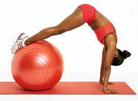 exercise / by Micaela Torregrosa-Mahoney