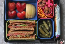 Food - Lunch ideas / by Jacqui Vriens