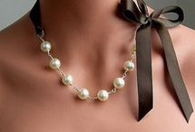 beads and pearls