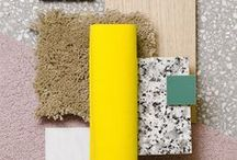 kolory, materiały