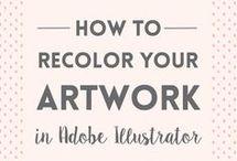 Adobe illustrator tuts
