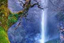 Волшебные картины природы