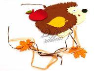 Podzimní dekorace / Oživte pochmurné podzimní dny pestrobarevnými dekoracemi