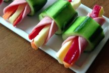 Essen Fingerfood u kreativ