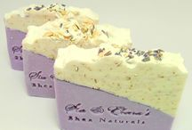 Soap and.... homemade...