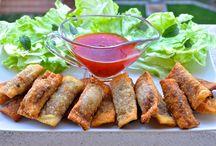 Party food / recipes