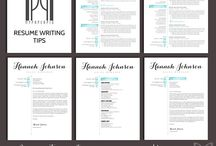 Modern & Creative RESUME TEMPLATES -- (CUSTOM NAME HEADER ) / Land your dream job today with these clean, modern, creative & professional RESUME TEMPLATES with matching cover letter, references, thank you letter, further icons and bonus resume writing tips! Welcome in my shop on Etsy! MY PAPER PIG