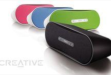 Creative D100 / Przenośny głośnik bezprzewodowy – idealny na imprezy w plenerze