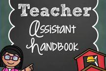 teacher aide stuff
