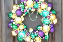 Mardi Gras / No one does Mardi Gras like the big easy. Whether you call it Fat Tuesday or carnival, celebrate with food, fun, and lots of beads!