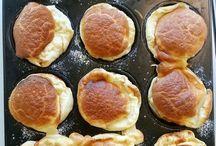 Pannkaka i muffins form