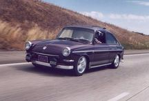 Purple Passion / Purple Passion is about sporty little Volkswagen Type 3 so brimming with spunk and energy she became purple!