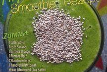 Smoothies / Anleitungen, Zubehör und Rezepte von Smoothies