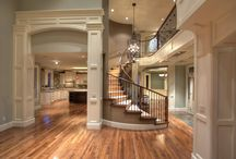 Architecture & Design - Grand Staircases