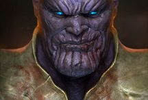 Thanos almighty
