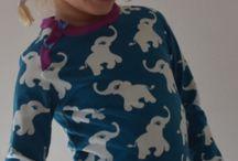 Børnetøj og mønstre