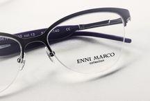 Enni Marco / Brýlové obruby Enni Marco, které naleznete v Optika Premium